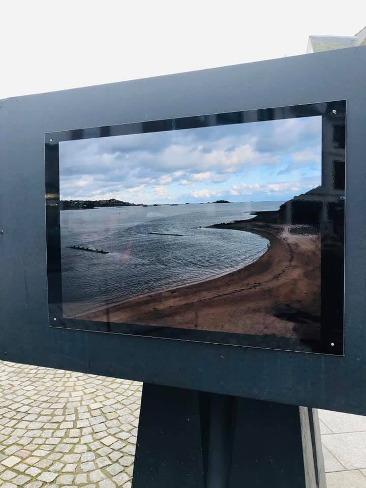 Expo photo sur les quais de PAIMPOL