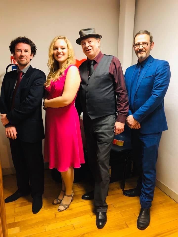 Quartet Katrin Merili