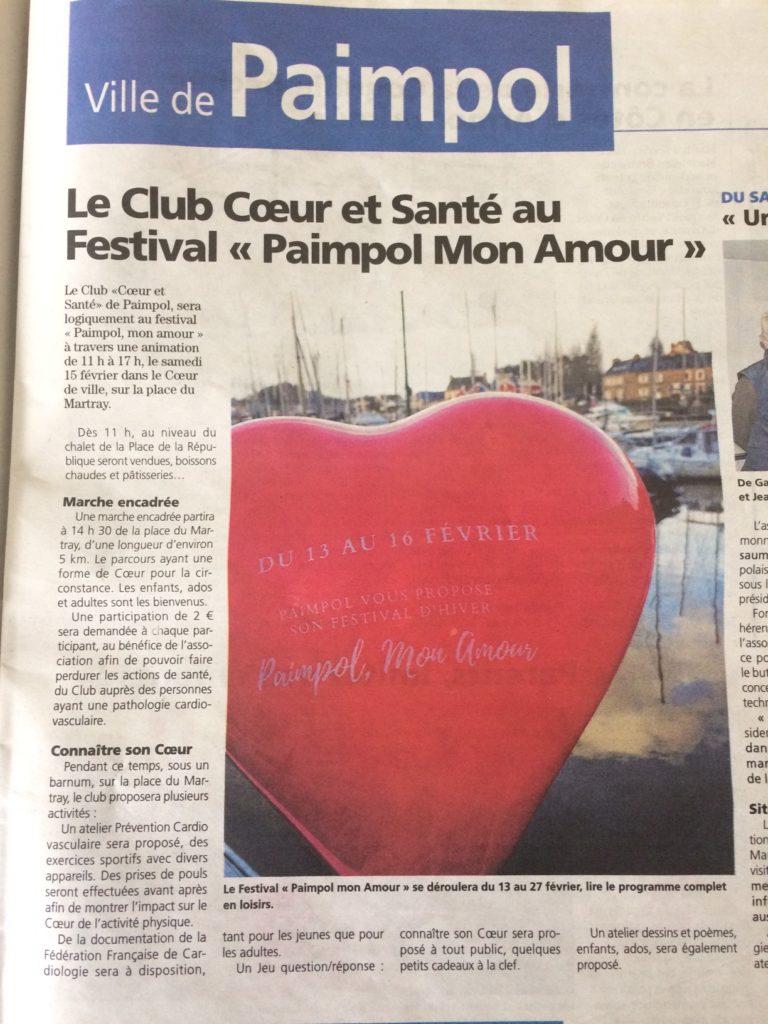 CLUB CŒUR ET SANTE DE PAIMPOL