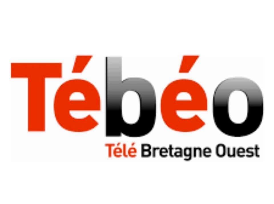 Tébéo Télé Bretagne Ouest logo