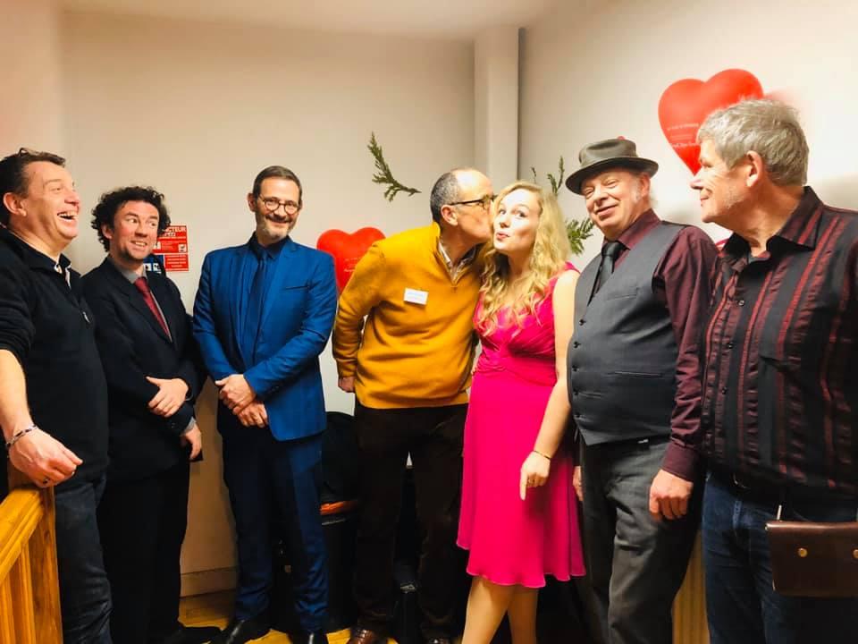 Quartet Katrin Merili avec l'association Festival Paimpol Mon Amour